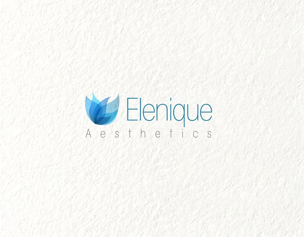elenique aesthetics logo